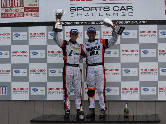 Mid-Ohio Sports Car Course Winners