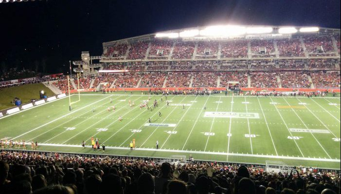 Redblacks TD Place Stadium