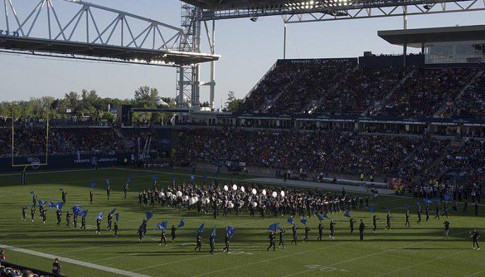 Toronto Argonauts Home Opener at BMO Field