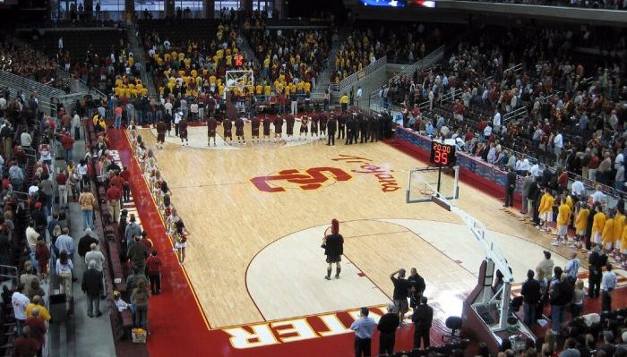 USC Trojans Galen Center