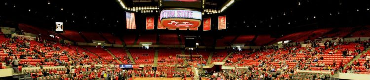 WSU Cougars Beasely Coliseum