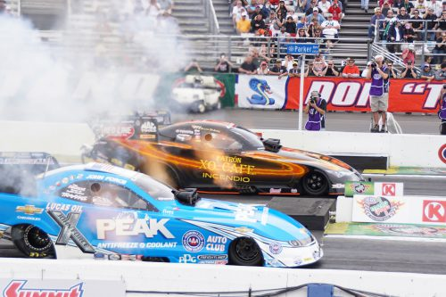 NHRA Winternationals 2015