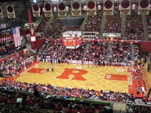 Rutgers Big 10 Banners