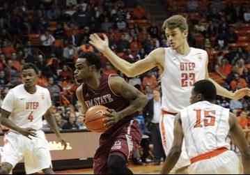 UTEP Miners vs NMSU Aggies Basketball