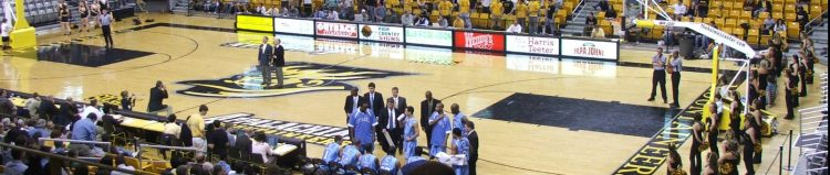 Holmes Center ASU Mountaineers Basketball