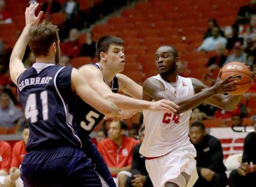 houston cougars Rice Owls basketball