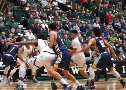 CSU vs Northern Colorado basketball