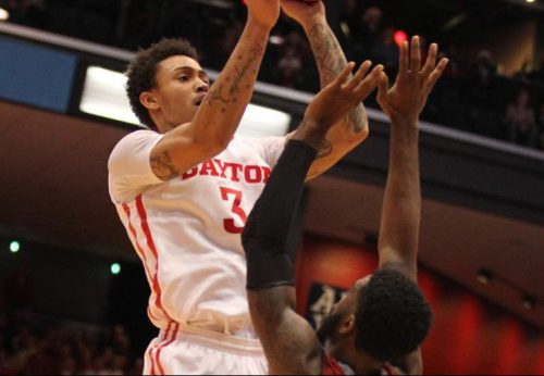 Dayton flyers vs Miami RedHawks basketball