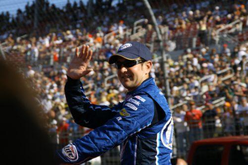 Kurt Busch winner