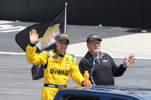 Matt Kenseth Food City 500 2015 winner