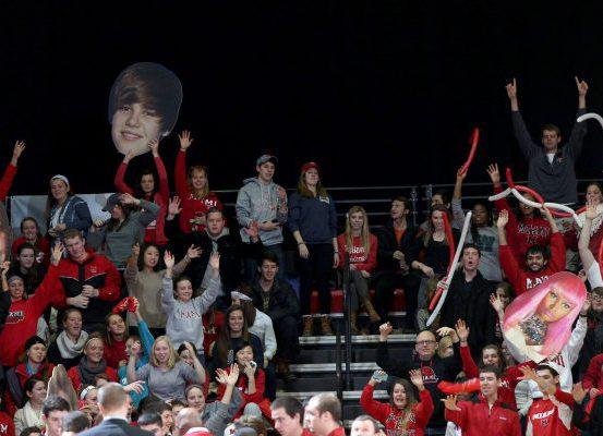 Miami RedHawks Basketball fans