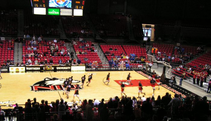NIU Convocation Center