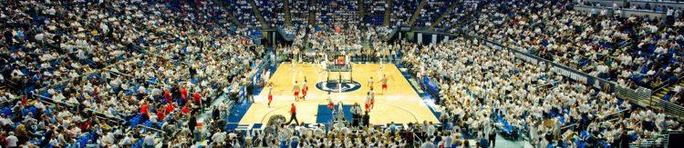 Bryce Jordan Center basketball