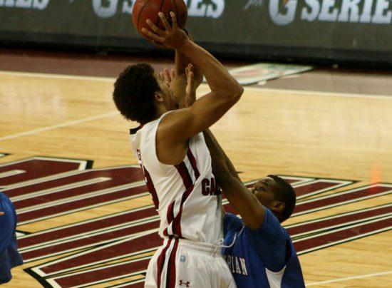 SCU Gamecocks basketball
