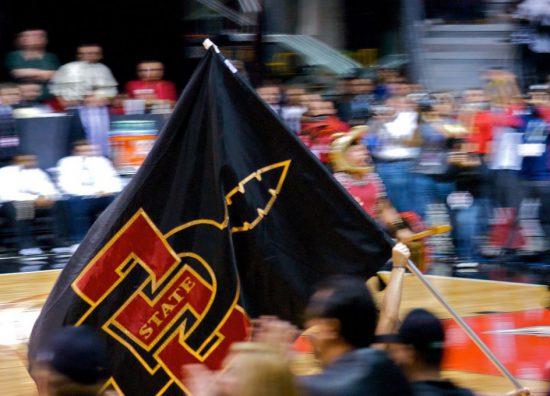 SDSU Aztecs basketball