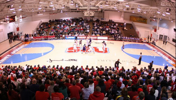 St Johns Red Storm Basketball Carnesecca Arena