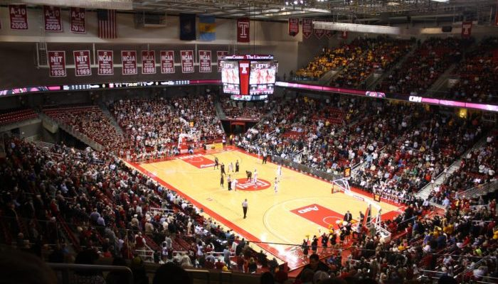 Temple Owls Liacouras Center