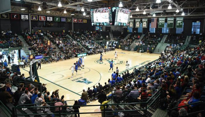 Tulane Green Wave Basketball Devlin Fieldhouse