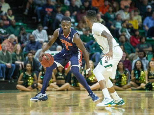 UAB blazers university of alabama birmingham basketball auburn tigers rivalry