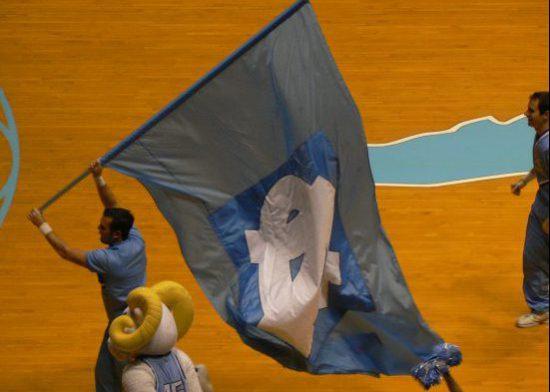 UNC Tar Heels basketball