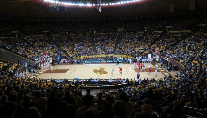 Wyoming Cowboys Arena-Auditorium