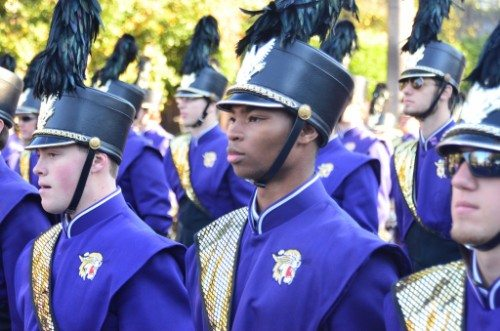 Western Carolina Catamounts band Pride of the Mountains