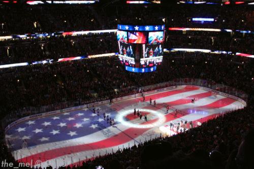 Chicago Blackhawks National Anthem