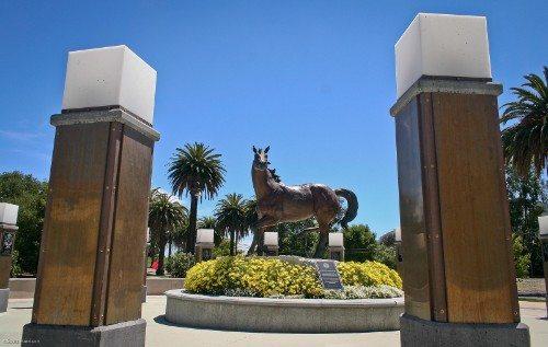Mustang Memorial Plaza