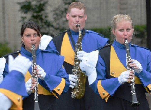 McNeese Marching Band