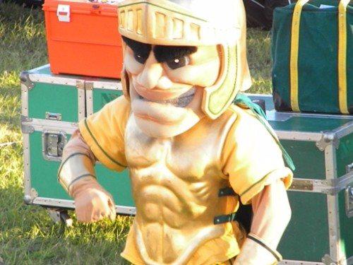 Norfolk State Spartans mascot