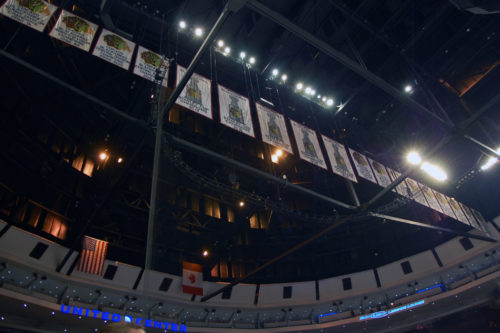 Stanley Cup Banners United Center