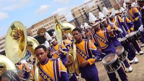 Alcorn State parade