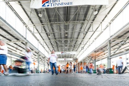 First Tennessee Pavilion