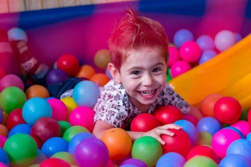 kid play playground