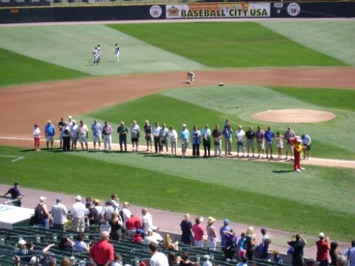 Rochester Red Wings Frontier Field walk of fame