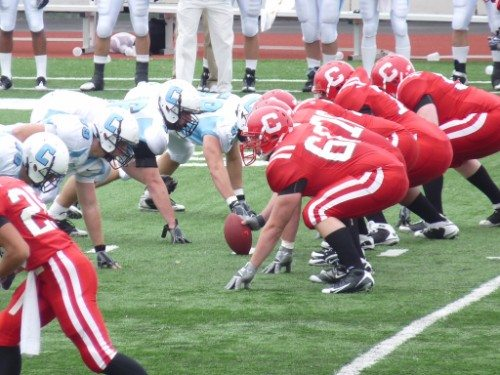 Cornell Big Red vs Columbia Lions Empire State Bowl