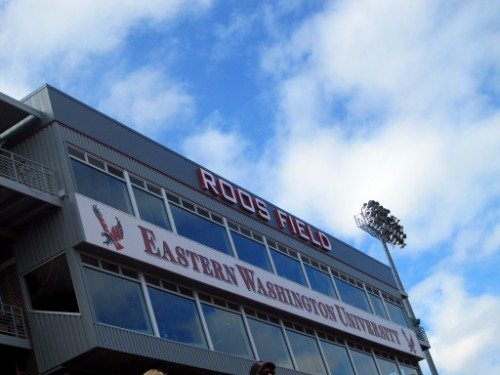 Eastern Washington Eagles Roos Field