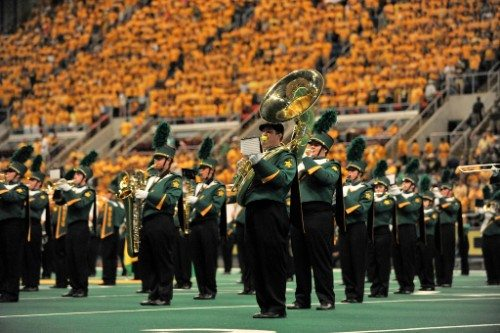 NDSU Bisons football Marching Band