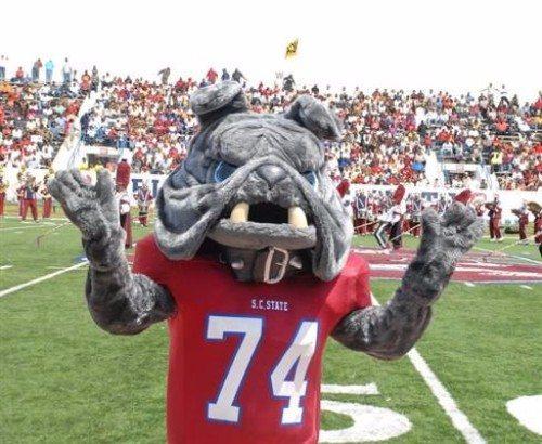 SC State mascot