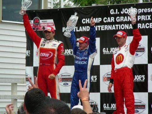 AJ Allmendinger Grand Prix Portland 2006