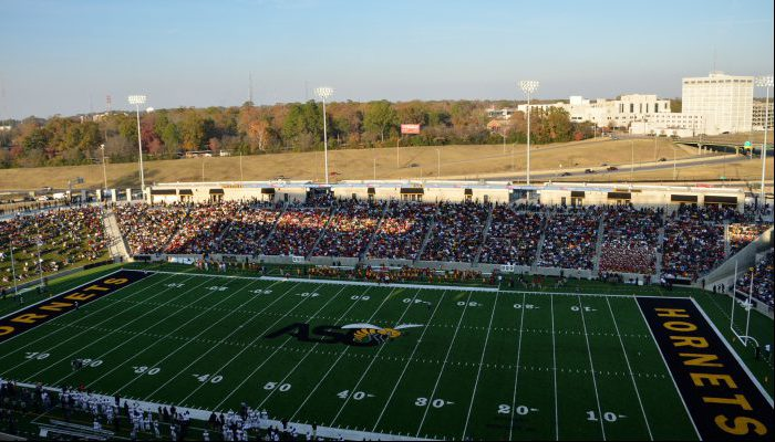 Alabama State Hornets New ASU Stadium