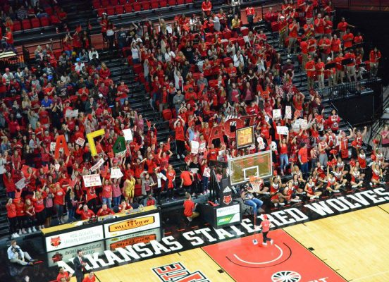 Arkansas State Red Wolves Basketball Convocation Center