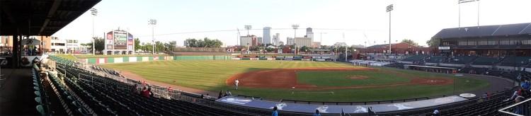Arkansas Travelers Dickey Stephens Park