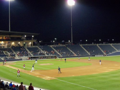 Gwinnett Braves vs Norfolk Tides