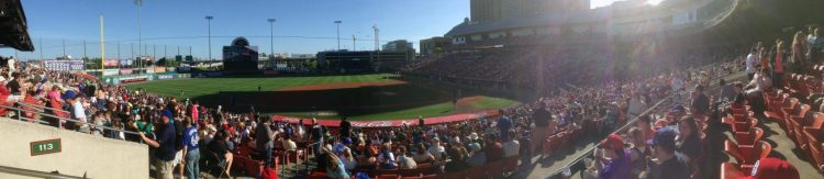 Coca Cola Field Buffalo Bisons