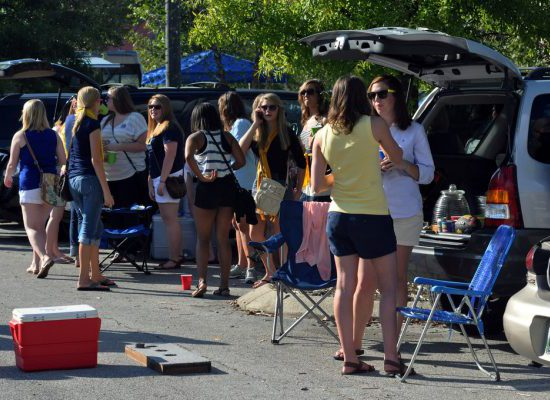 Chattanooga Mocs Tailgate
