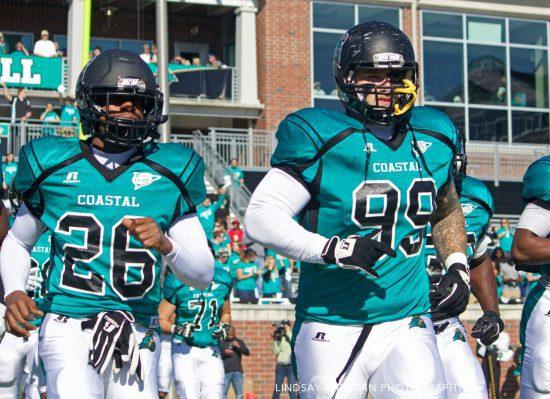 Coastal Carolina Chanticleers football