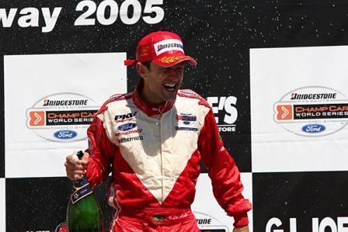 Cristiano da Matta Grand Prix Portland 2005