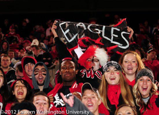 EWU Eastern Washington Eagles Football