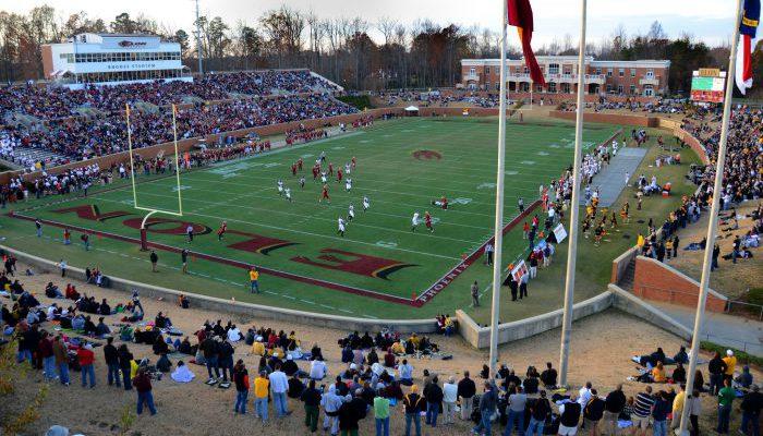 Rhodes Stadium